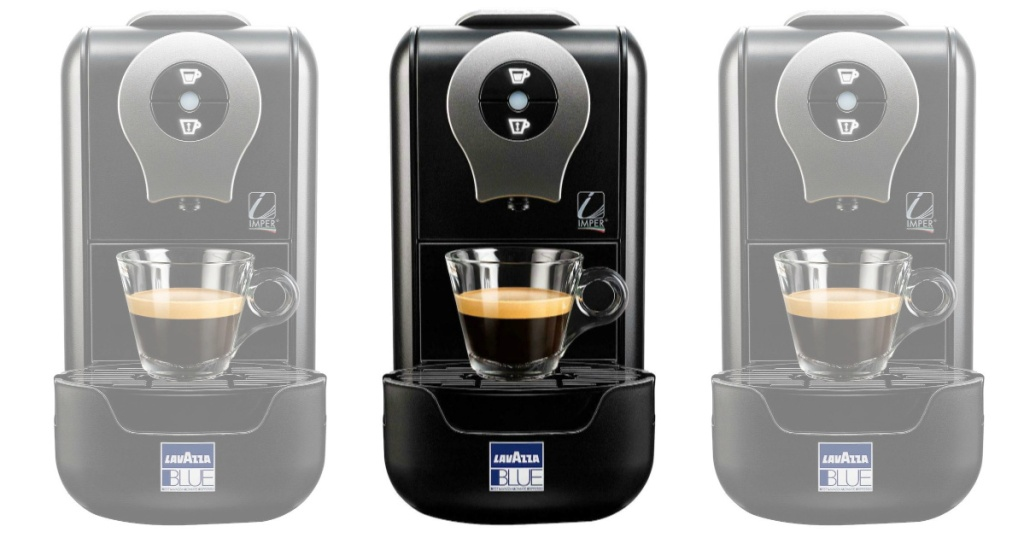 Lavazza Espresso Blue Machine