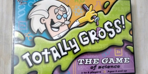 Totally Gross! The Game of Science Board Game Only $6.41 on Walmart.com (Regularly $19)