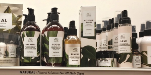 50% Off AG Hair Care & DevaCurl Products, L'ange Hair Wands & More at ULTA