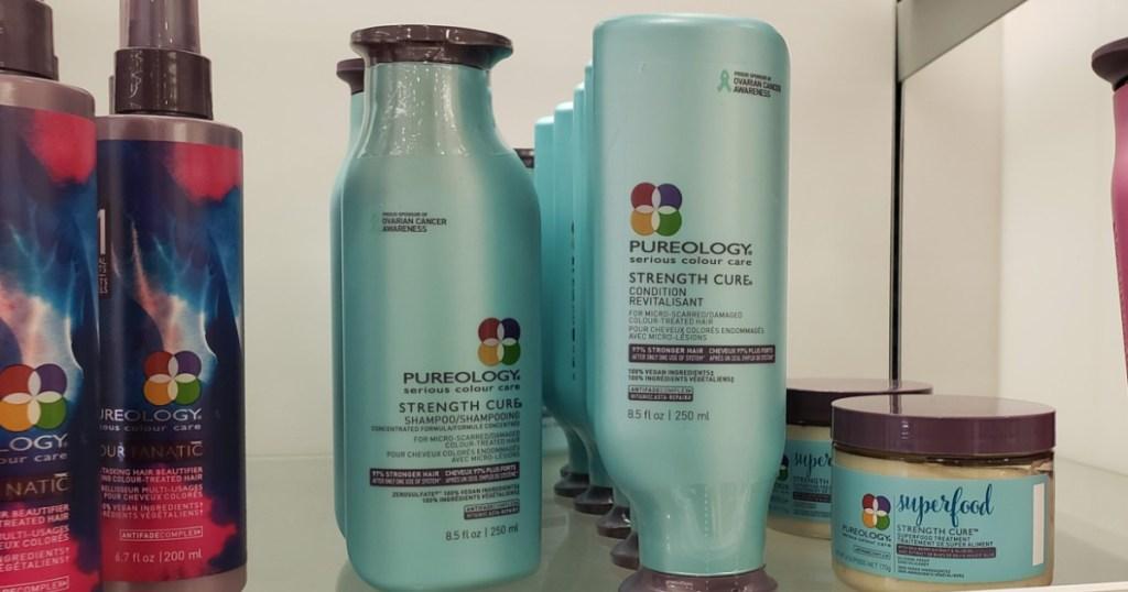 Pureology haircare at ulta