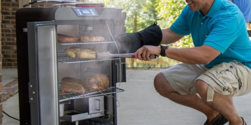 Char-Broil Original Digital Electric Smoker Only $123 Shipped (Regularly $249)
