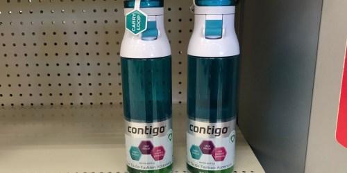 Contigo 24oz Water Bottle Only $4.40 on Target.com