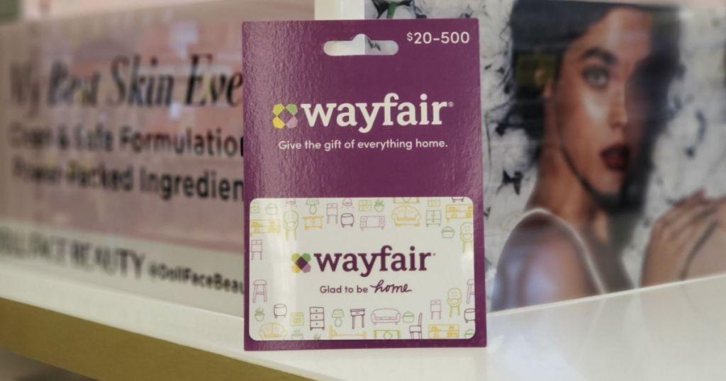 Wayfair Gift Card Rite Aid