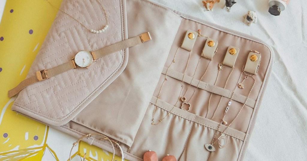 bagsmart Travel Jewelry Organizer