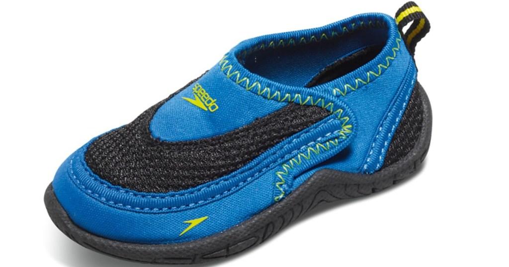 Speedo Blue Toddler Water Shoe