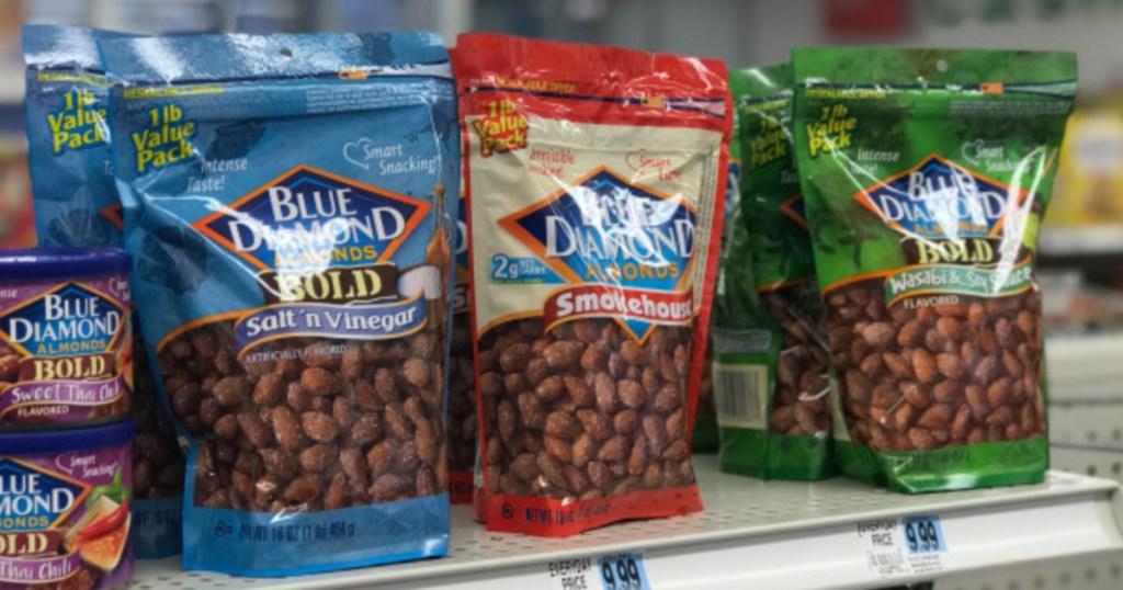 Blue Diamond Almonds Rite Aid