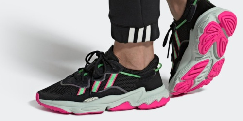 adidas Ozweego Shoes as Low as $33 Shipped | Sporty Shoes with a '90s Vibe