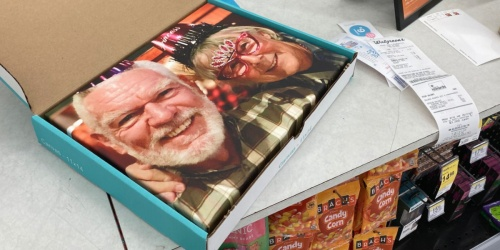 Canvas Prints Just $15.99 + Free Same-Day Pickup at Walgreens | Up to 60% Off Photo Gifts