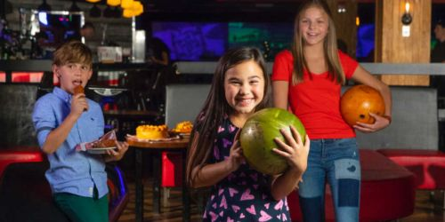 Kids Bowl FREE All Summer Long ($500 Value Per Child)