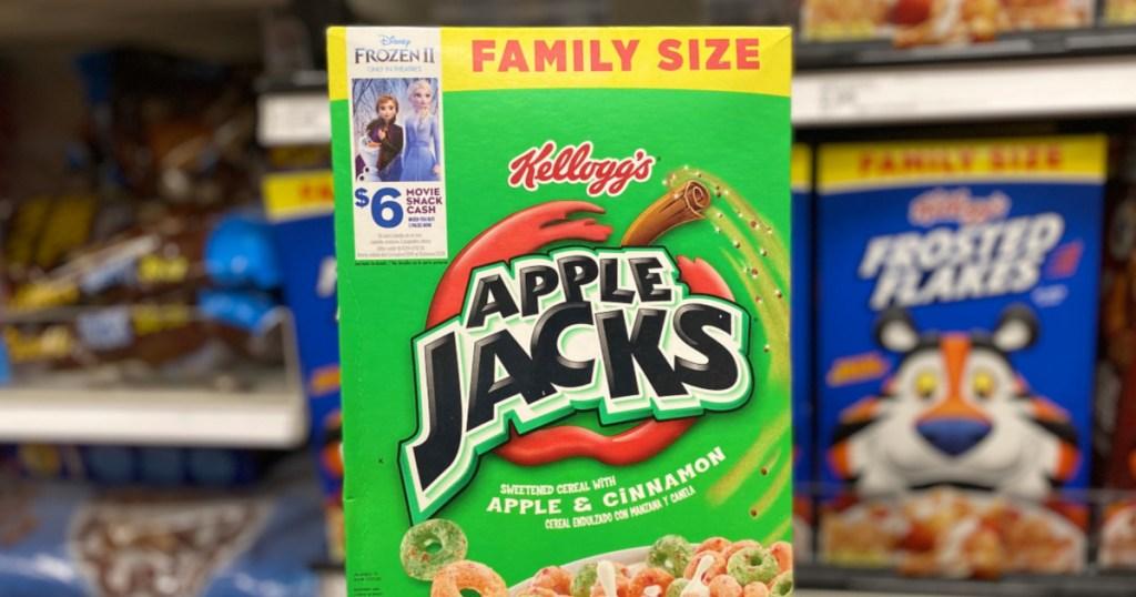 Kellogg's Apple Jacks Cereal