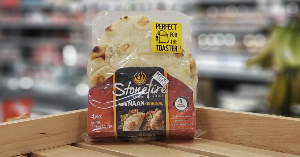 Stonefire Flatbread at Target