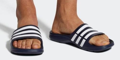Adidas Men's Slides Just $8 Shipped (Regularly $20)