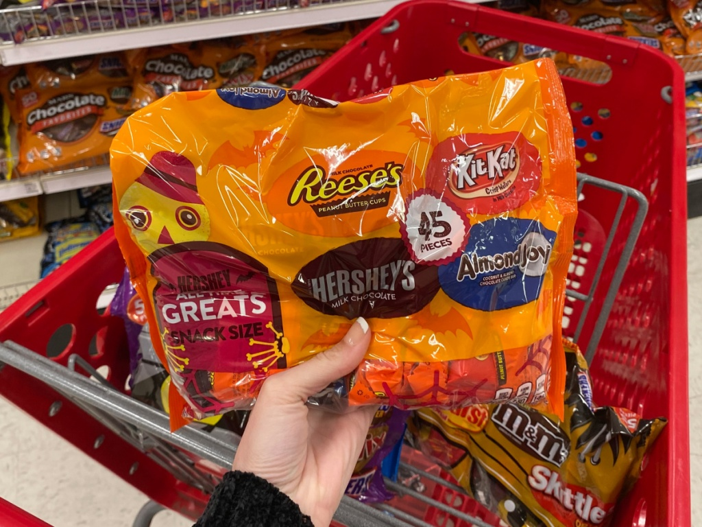 Hershey's Reese's Halloween Candy at Target