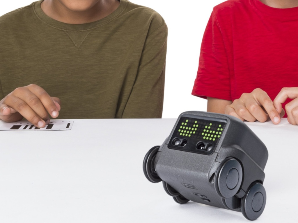 Interactive Bot Toy