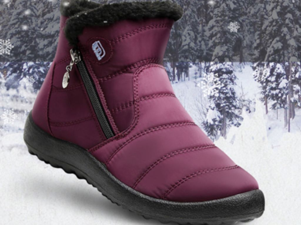 JOINFREE Winter Snow Boots