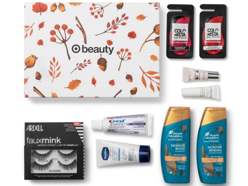 Target Beauty Box October