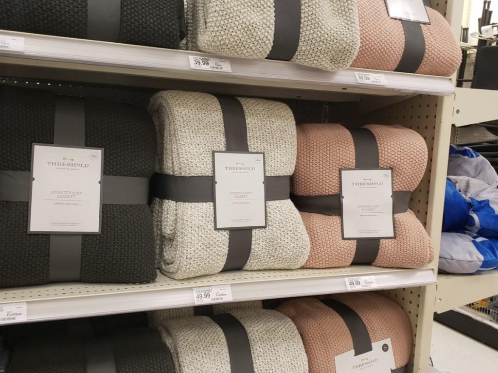 Threshold Throw Blanket at Target