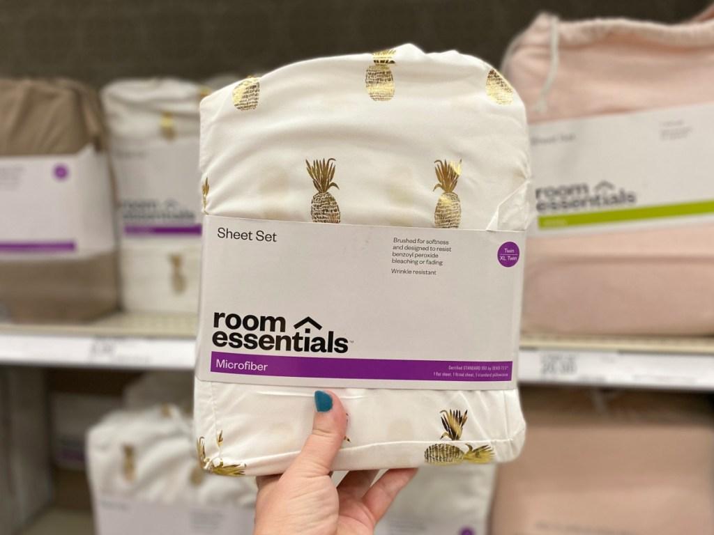 Room Essentials Sheet Sets