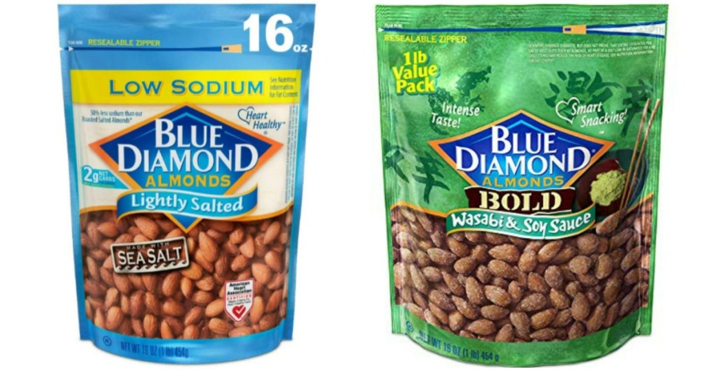 Blue Diamond Almonds 16oz