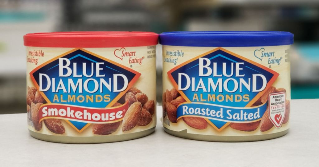 Blue Diamond Walgreens smokehouse and roasted salted