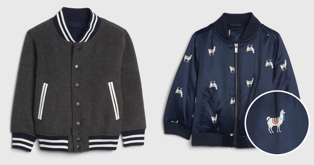 Bomber Jackets at GAP