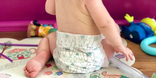 50% Off Brandless Hypoallergenic Diapers 1-Month Supply