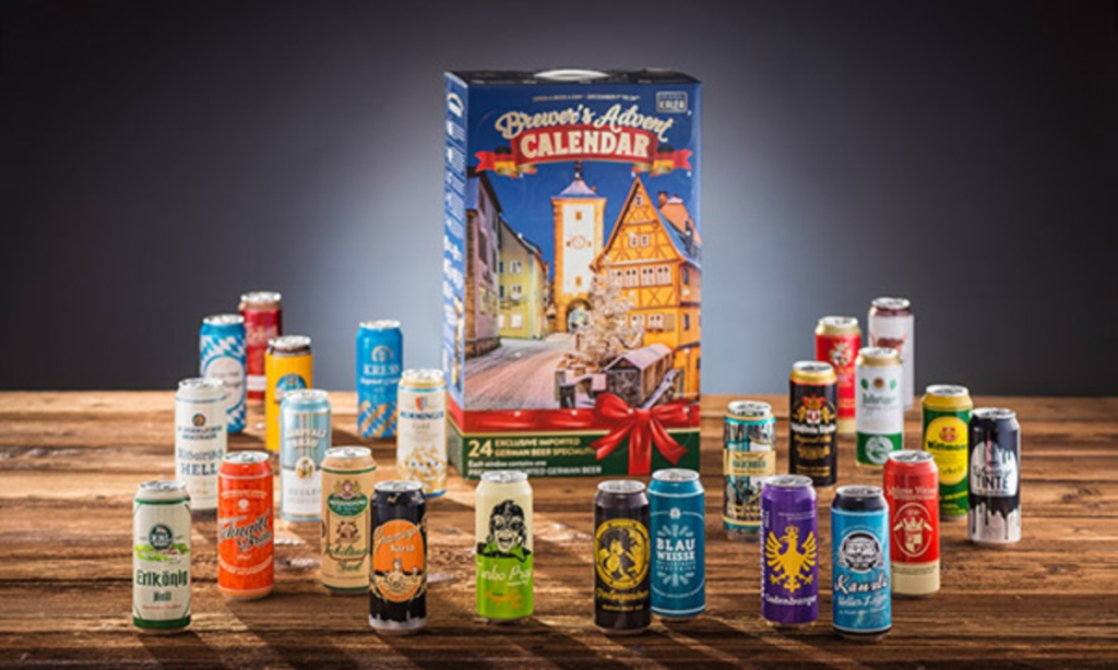Kalea's Brewer's Advent Calendar