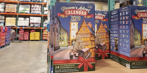 Costco is Selling Brewer's Advent Calendar Featuring 24 Cans of German Beer