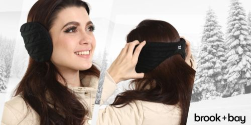 Women's Earmuffs Only $5.97 at Amazon