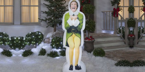 Would You Pay $70 for a Life-Size Buddy the Elf Inflatable?