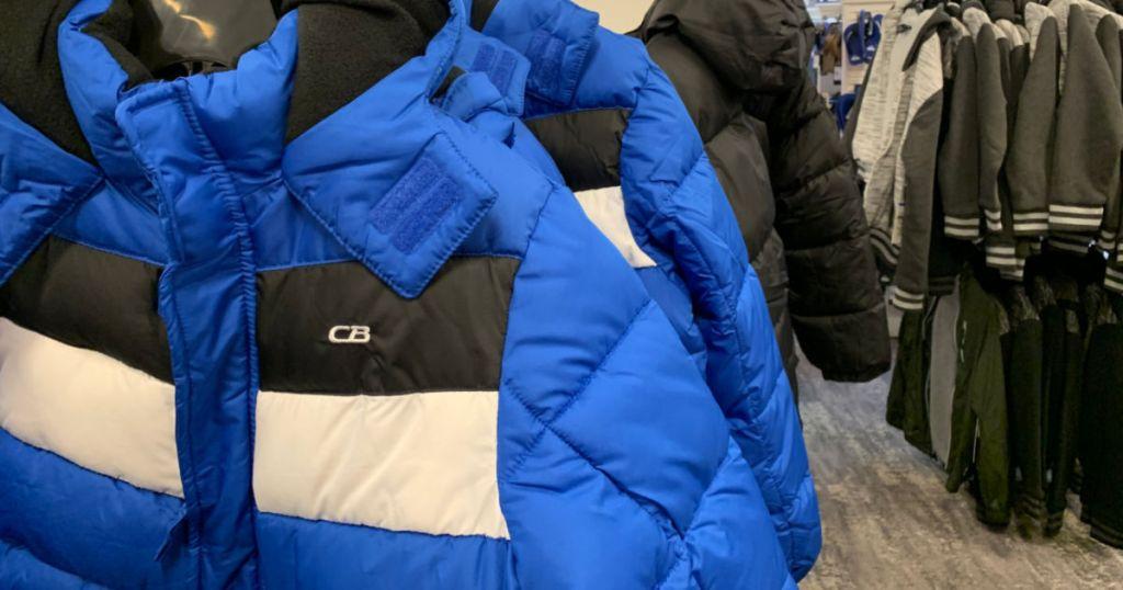 CB Sport Kids Puffer Jackets