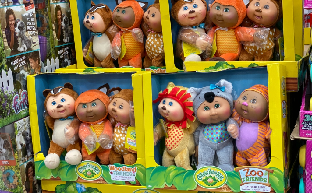 Cabbage Patch Kids at Costco