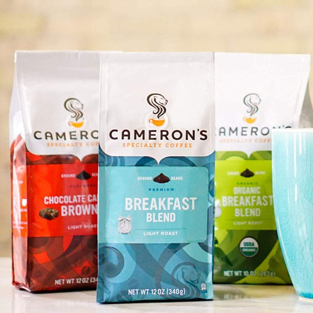 Cameron's Coffee Breakfast Blend