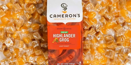 Cameron's Ground Coffee as Low as $3.49 Shipped at Amazon