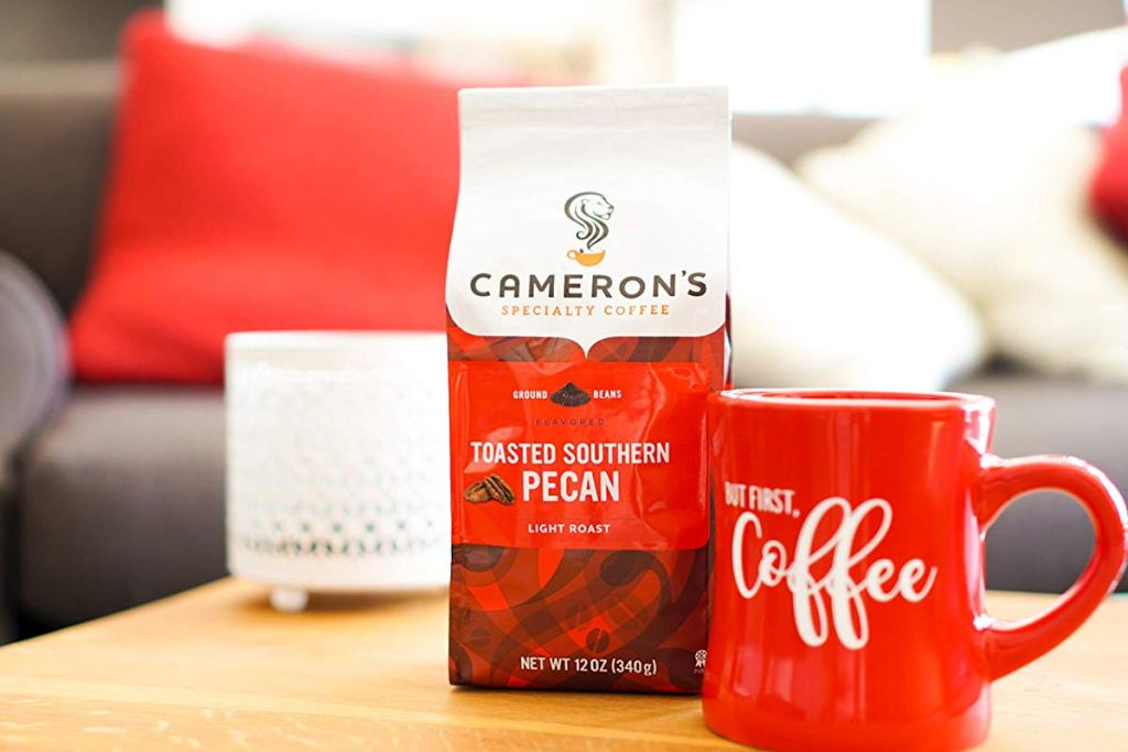 Cameron's Toasted Pecan Coffee