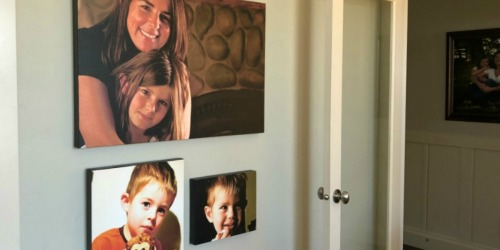 16×20 Custom Photo Canvas Only $22.99 Shipped from Easy Canvas Prints