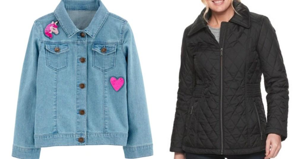 Carter's Jacket and Women's Jacket