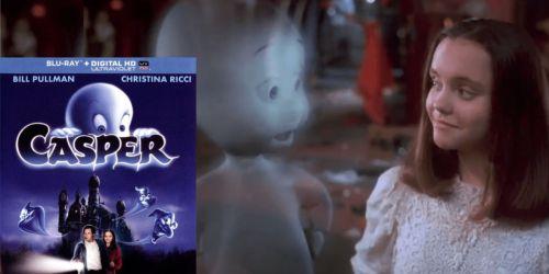Blu-ray + DVD + Digital Movies as Low as $3.99 | Casper, Minions & More