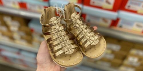 Up to 70% Off Cat & Jack Kids Sandals at Target