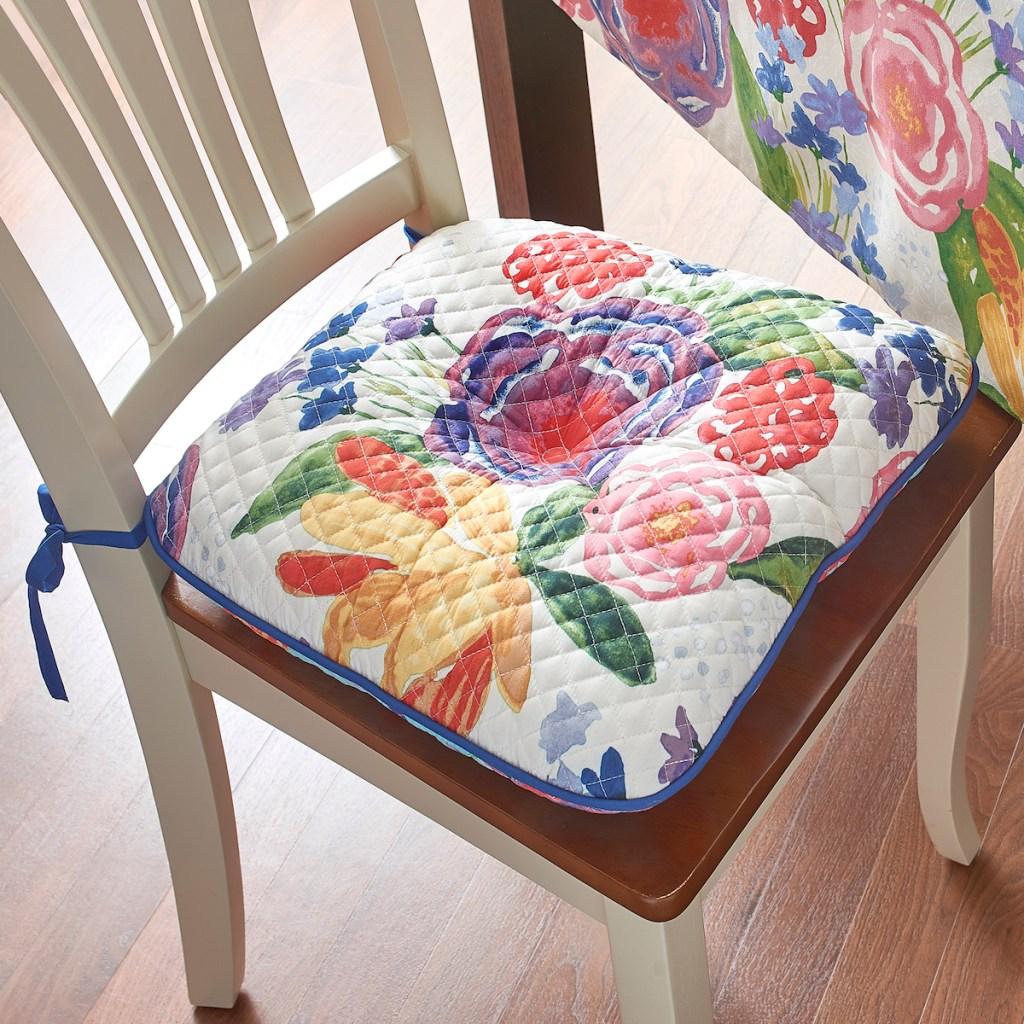 Pioneer Woman Chair Pad