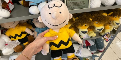 Kohl's Cares Peanuts Plush Toys & Christmas Book Just $5 Each Shipped for Kohl's Cardholders