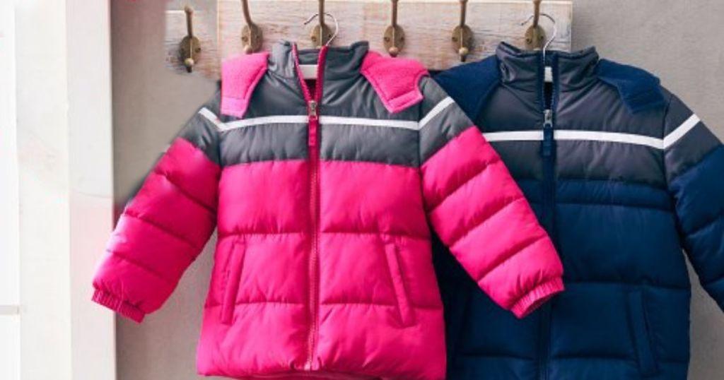 Cherokee Puffer Coats