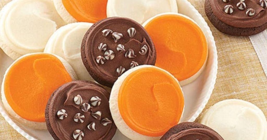 Cheryls cookies Snack Size Fall Cookie Sampler