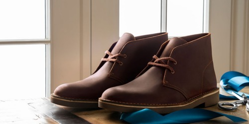 Up to 70% Off Men's Boots & Shoes + Earn Kohl's Cash | Clarks, FILA & More