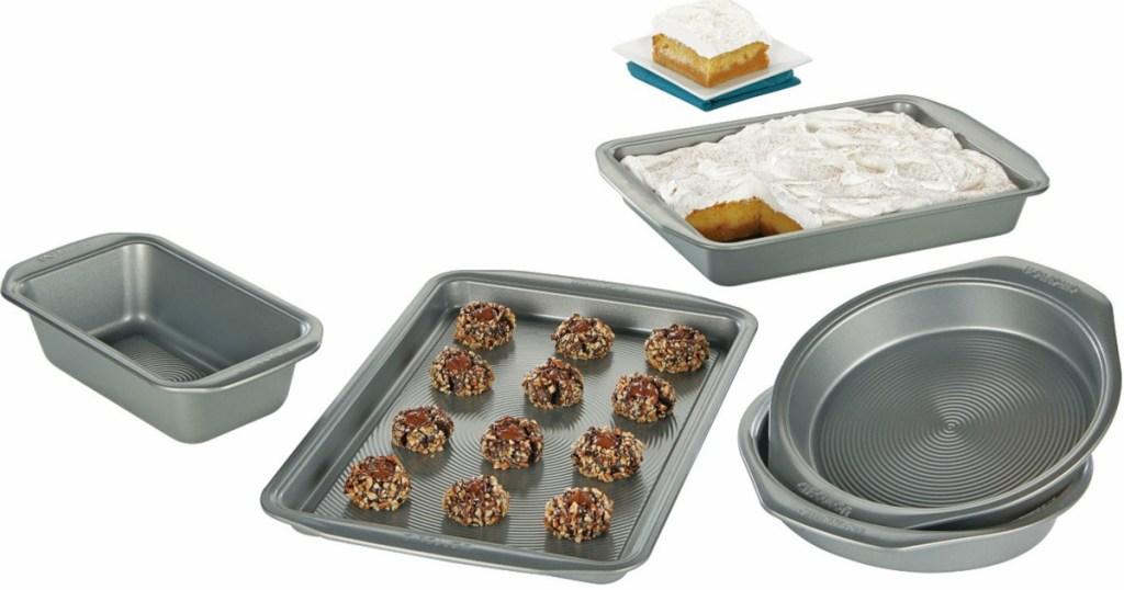 Circulon Nonstick 5-Piece Bakeware Set