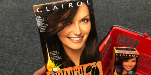 $7 Worth of New Clairol Coupons = Hair Color Only $2.50 Each After Rite Aid Rewards