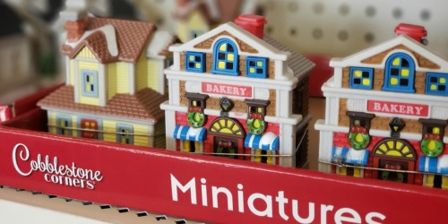 Christmas Village Collection Only $13 | Includes 28 Pieces