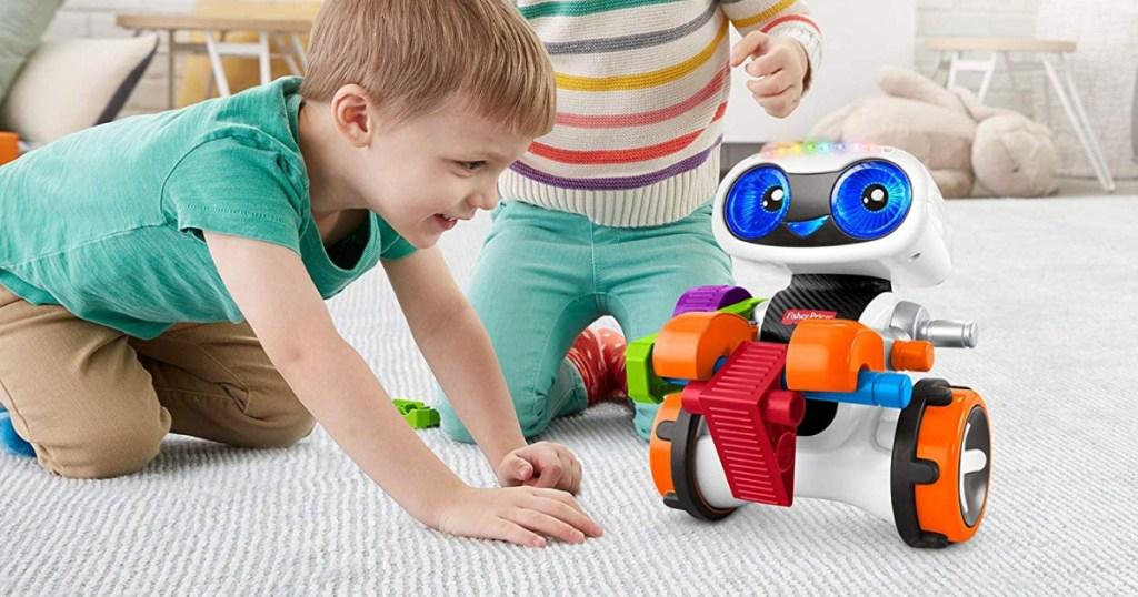Code n Learn Kinderbot