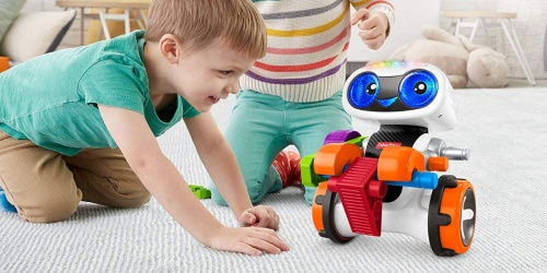 Fisher-Price Code 'n Learn Kinderbot Only $49.94 Shipped | Teaches Math, Colors, Shapes & More