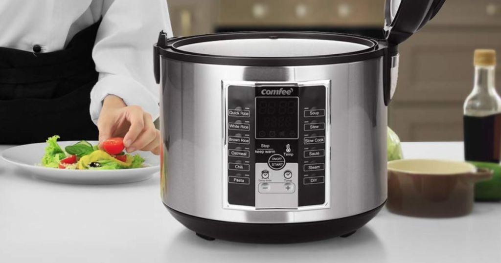 Comfee' multi cooker in kitchen